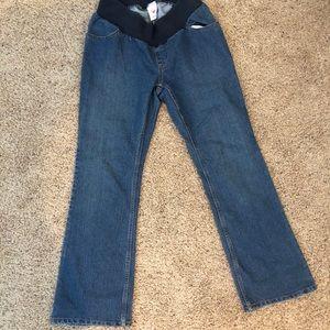 Maternity Jeans Size Medium